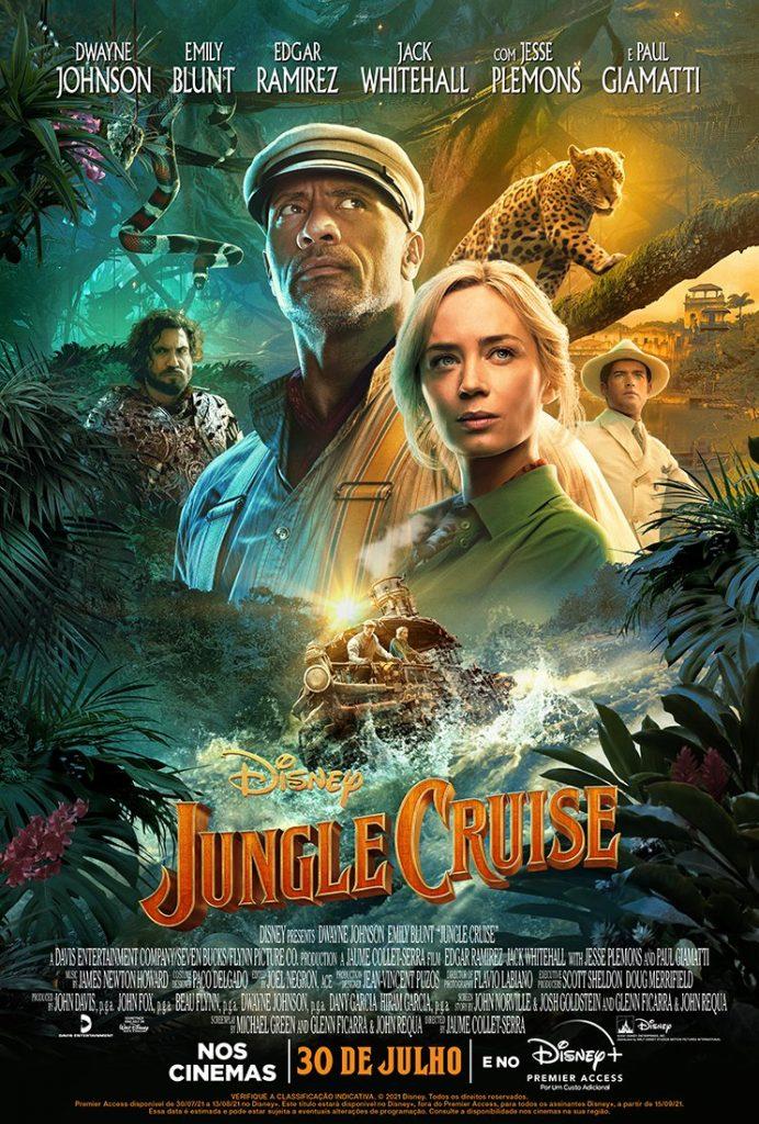 Jungle Cruise | Crítica |
