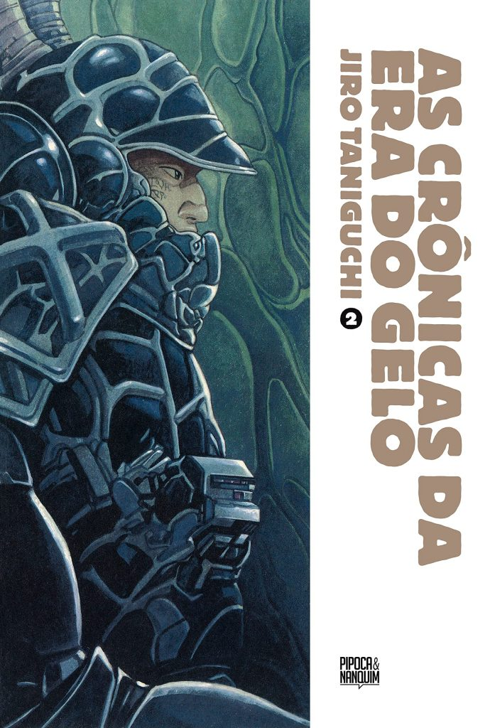 Ler é Bom, Vai! As Crônicas da Era do Gelo Vol. 2, de Jiro Taniguchi