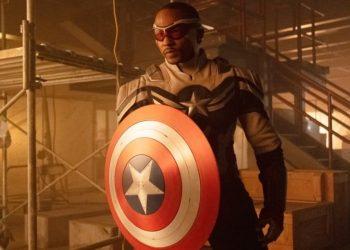 Anthony Mackie assina contrato para estrelar Capitão América 4