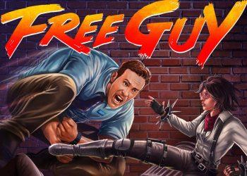 Free Guy – Assumindo o Controle ganha cartazes inspirados em games