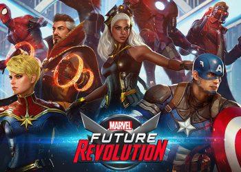 Marvel Future Revolution já está disponível no App Store e Google Play