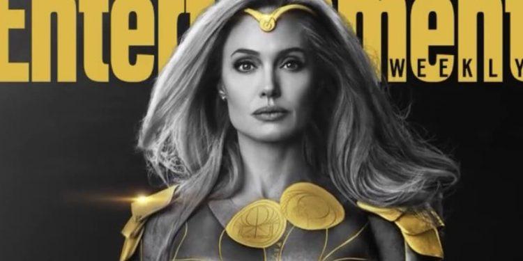 Eternos | Filme da Marvel Studios ganha cartazes em movimento