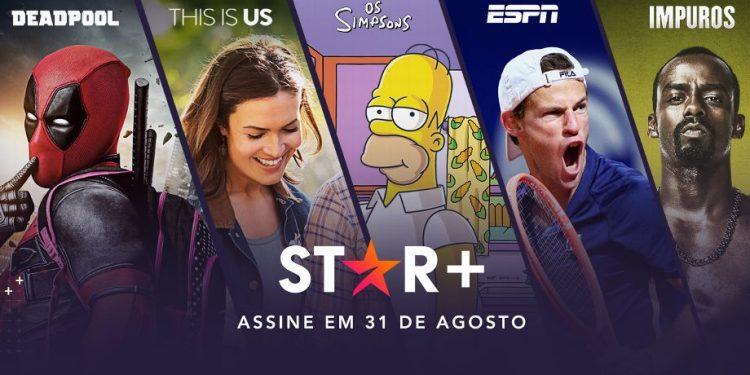 Disney anuncia os valores do serviço Star+ no Brasil