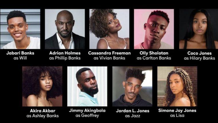 Bel-Air | Conheça o elenco do reboot de Um Maluco no Pedaço