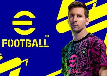eFootball 2022 será lançado no final do mês para PC e consoles