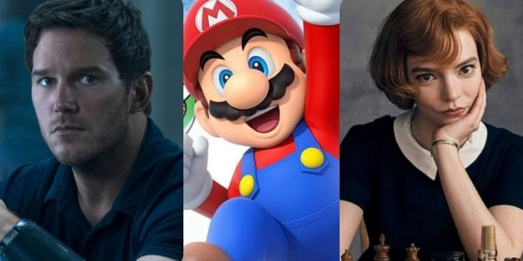 Super Mario Bros. | Filme animado terá Chris Pratt e Anya Taylor-Joy