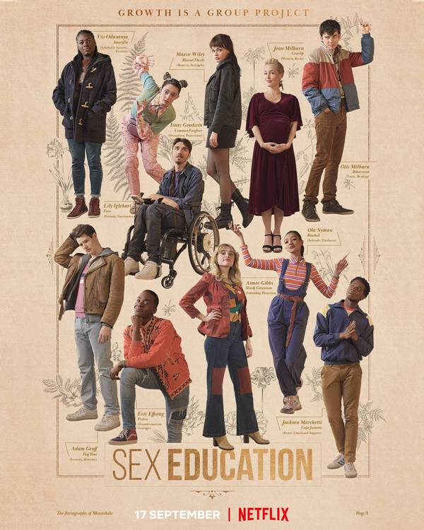 Sex Education - Terceira temporada   Crítica  