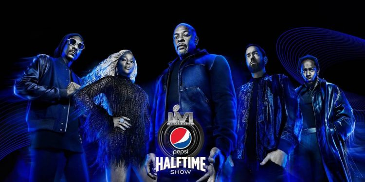 Show do intervalo do Super Bowl terá Dr. Dre, Eminem e Kendrick Lamar