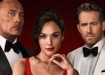 Alerta Vermelho, com Gal Gadot, The Rock e Ryan Reynolds, ganha trailer