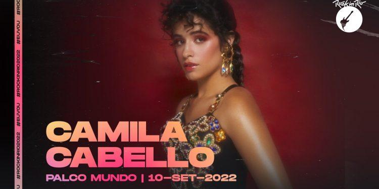 Rock in Rio 2022 | Camila Cabello e Bastille são anunciados no festival