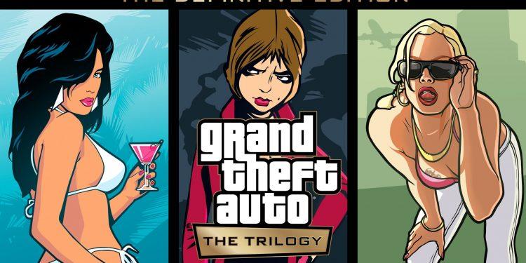 Rockstar Games anuncia Grand Theft Auto: The Trilogy