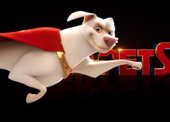 DC Liga dos Super-Pets | Animação com The Rock ganha novo teaser