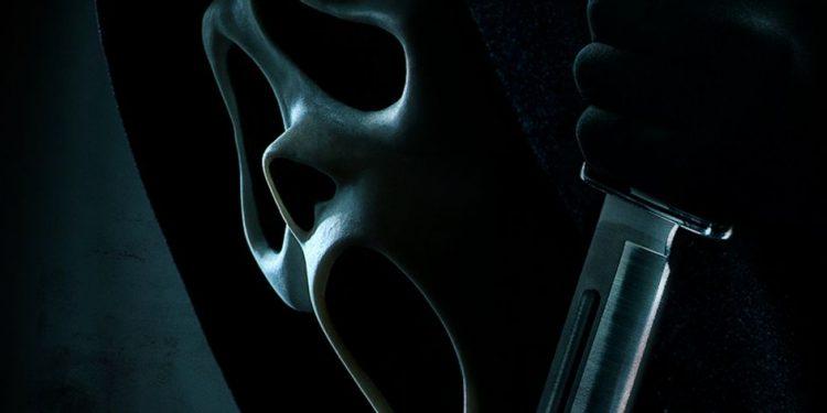 Pânico 5 | Ghostface é destaque no primeiro cartaz do filme