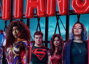 Titans é renovada para a quarta temporada pela HBO Max